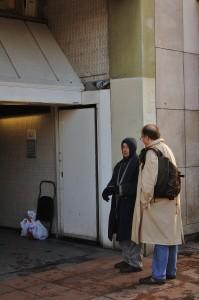 Rencontrer les exclus ©esprit-photo.com