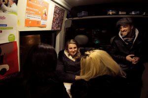 Personnes prostituées - Bois de Boulogne