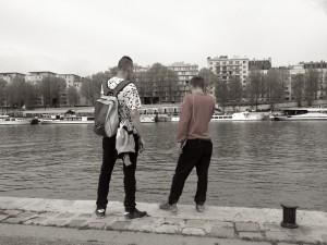 Jeunes hommes en prostitution à Paris
