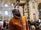 Sans abris à Rome ©Géraud Bosman