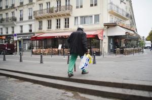SDF à Paris