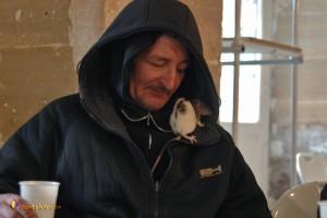 Isolement et solitude des personnes SDF ©esprit-photo.com