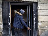 Jeune de la rue à paris ©Géraud Bosman