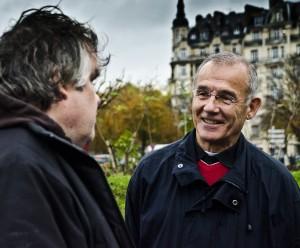 Maraude à Paris @Géraud Bosman