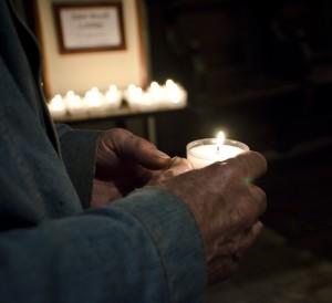 Veillée de prière ©Géraud Bosman
