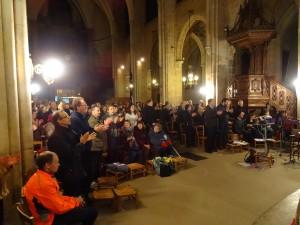 Veillée de prière Saint Leu - Saint Gilles