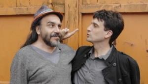 Baptiste Trotignon et Minino Garay