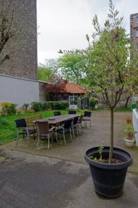 Jardin partagé solidaire 15ème arrondissement