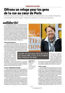 Refuge pour les gens de la rue - Magazine La Vie