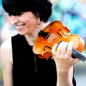 Amandine Beyer - Concert Les Dissonances