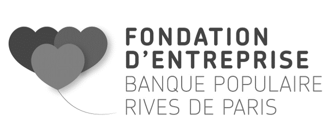 Logo Fondation Banque Populaire NB