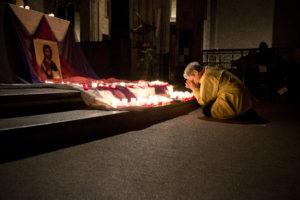 Temps de prière aux Captifs