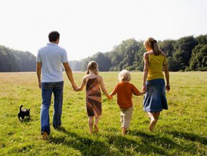 Projet de vie familial
