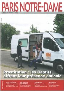Prostitution et présence - Paris Notre Dame Juin 2015