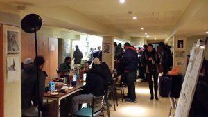 Café à la Maison de l'Amitié - La Défense