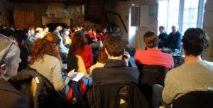 Jean Vanier de l'Arche rencontre Aux Captifs, la libération